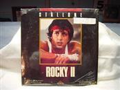 LASER DISC Laser Disk ROCKY II